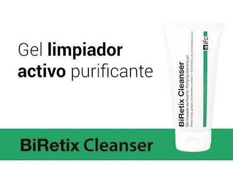 Biretix Cleanser, gel limpiador purificante | Sala de Prensa