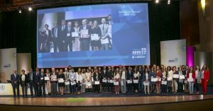 """Premios """"Mejores trabajos publicados profesor Miguel Armijo"""" 2016   IFC Spain"""
