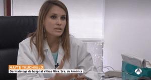 Entrevista a Mayte Truchuelo en Antena 3