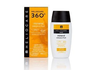 Heliocare 360º mineral tolerance fluid