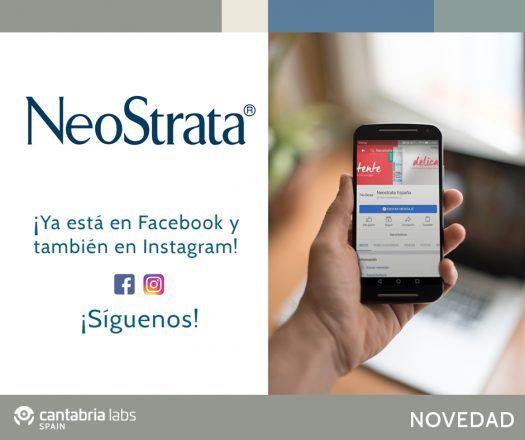 Neostrata RRSS