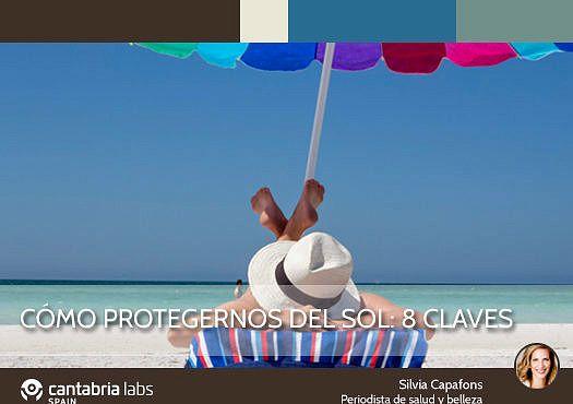 """Conclusiones Informe Heliocare """"Buenos hábitos al sol y de fotoprotección"""" 2017-2018"""