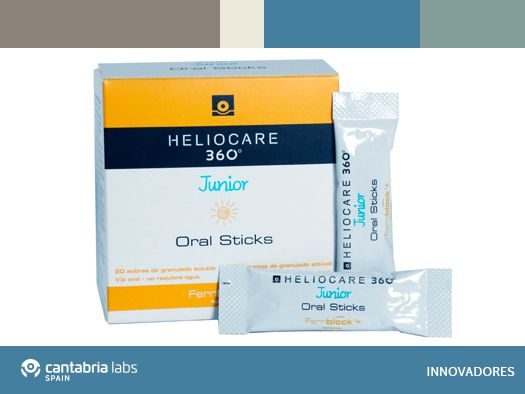 Heliocare Oral Sticks