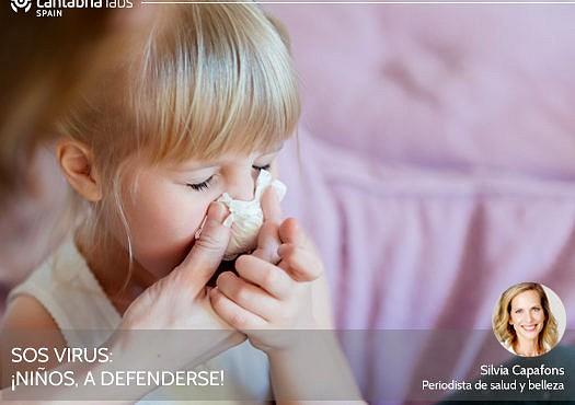 Producto Inmunoferon para el fortalecimiento del sistema inmune de los niños y prevenir virus