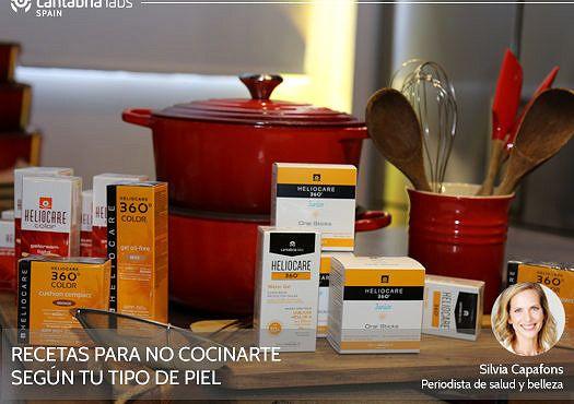 Recetas para no Cocinarte, con Sara Andrés
