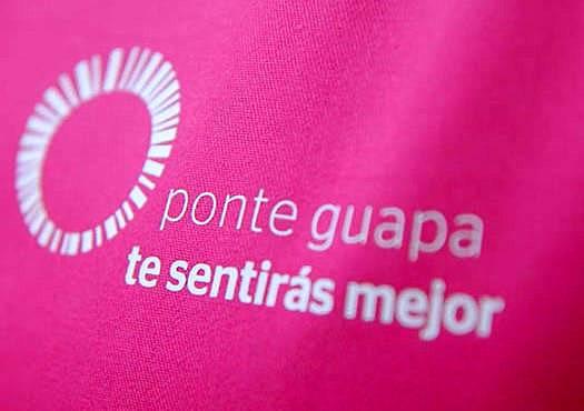 """Cantabria Labs  Fundación Stanpa   """"Ponte guapa, te sentirás mejor"""""""