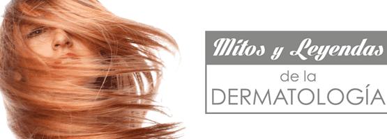 Mitos y leyendas de la dermatología: caída del cabello
