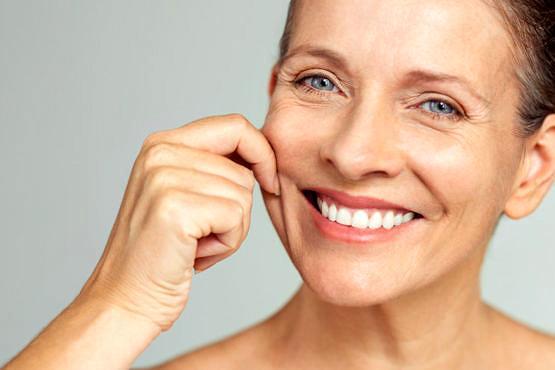 Mantener una piel firme, densa y joven