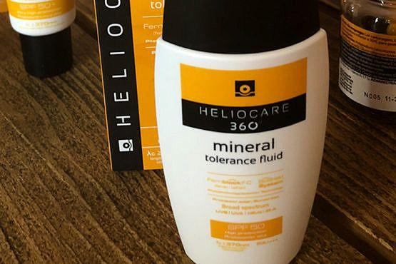 Qué son los filtros minerales de Heliocare 360º Mineral Tolerance Fluid