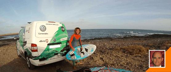 En Vida al Sol, fotoprotección y deportes acuáticos por el Doctor Mario Linares