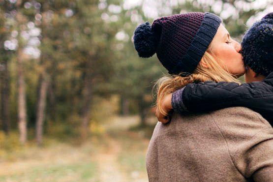 Cuidado de la piel con dermatitis atópica cuando hace frío