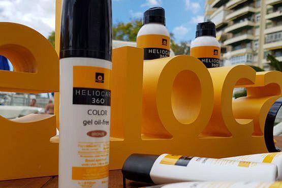 Opinión sobre Heliocare 360º Color Gel Oil Free