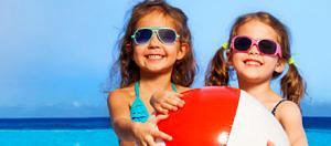 Heliocare 360º Junior Oral Sticks, protección solar oral para niños.