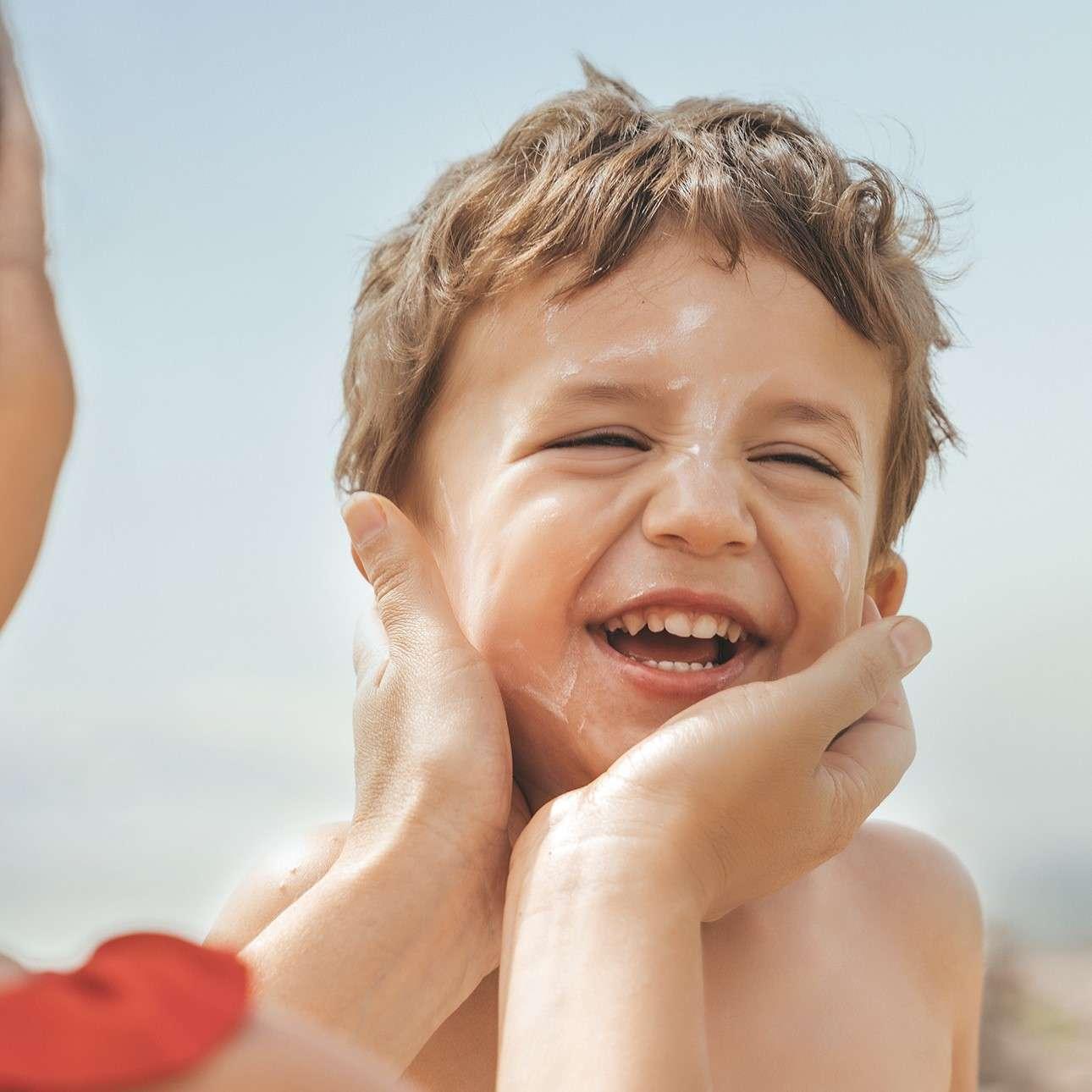 Fotoprotección para niños de Heliocare