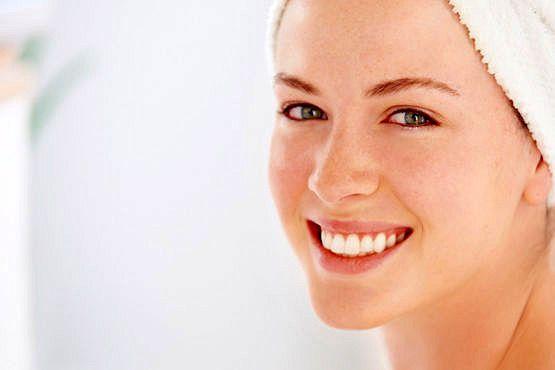 Limpieza facial para una piel sana