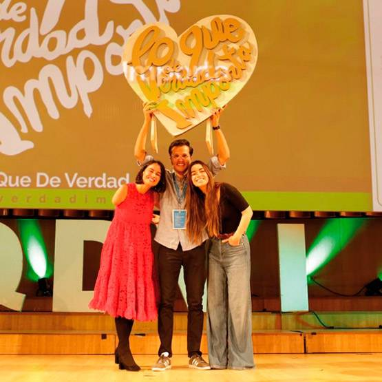 Colaboración entre la Fundación Lo que de Verdad Importa y Cantabria Labs
