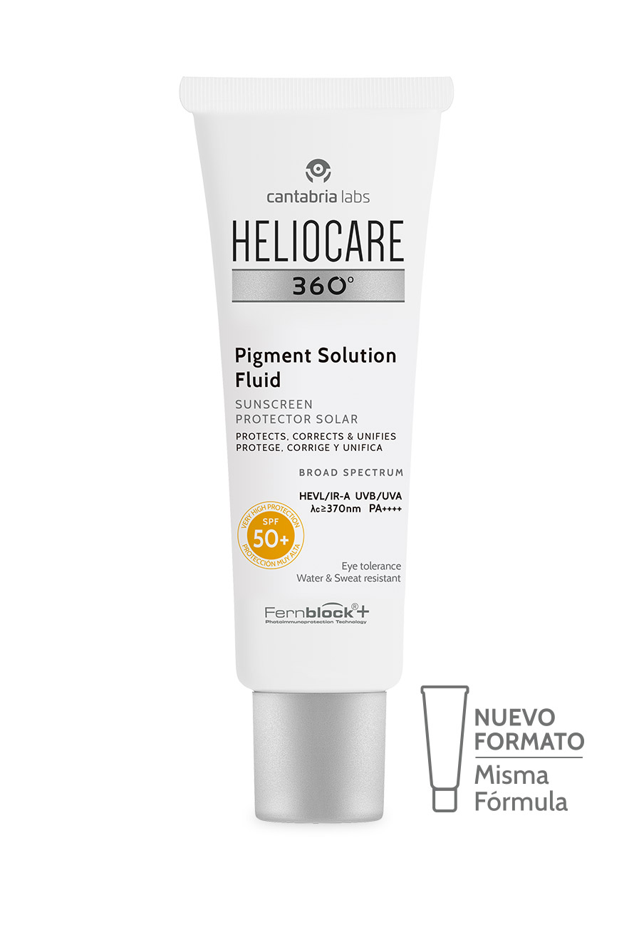 Heliocare 360º Pigment Solution Fluid SPF50+