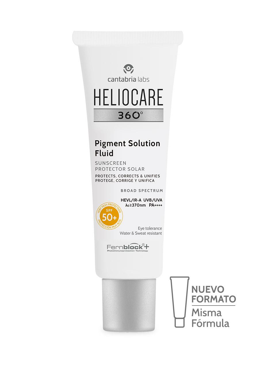Heliocare 360º Pigment Solution Fluid SPF50+