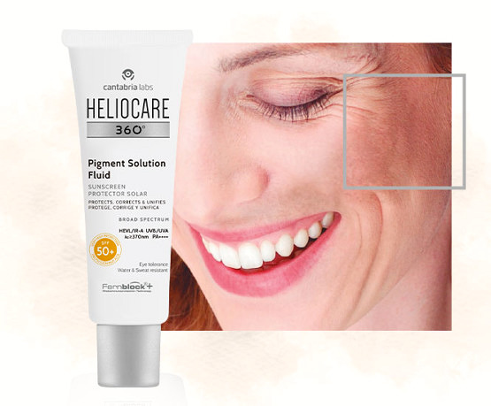 Heliocare 360º Pigment Solution Fluid