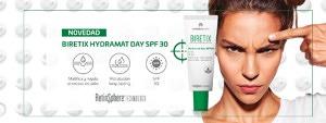 Biretix Hydramat SPF30, directo al grano
