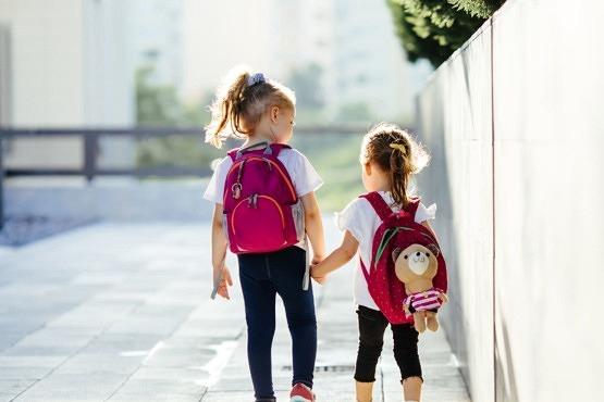Aumentar las defesas de los niños para la vuelta al cole